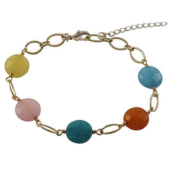Multi-Color Bracelet. Stock # 41-2AEDBD