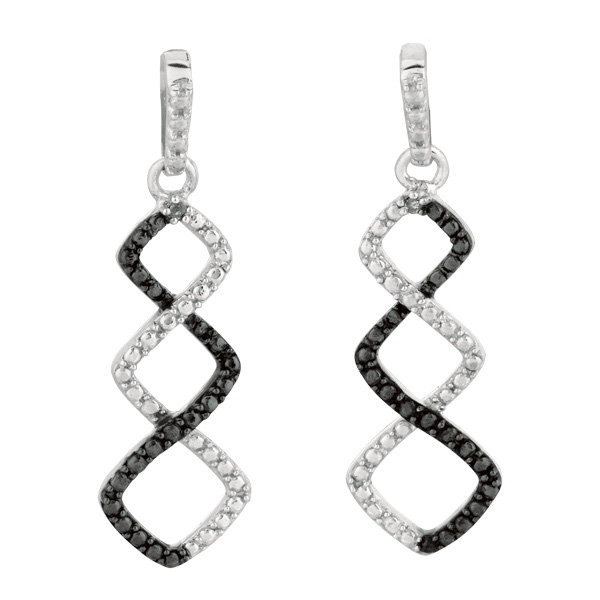 AG: DIAMOND EARRINGS Stock #81-4A75AXXX