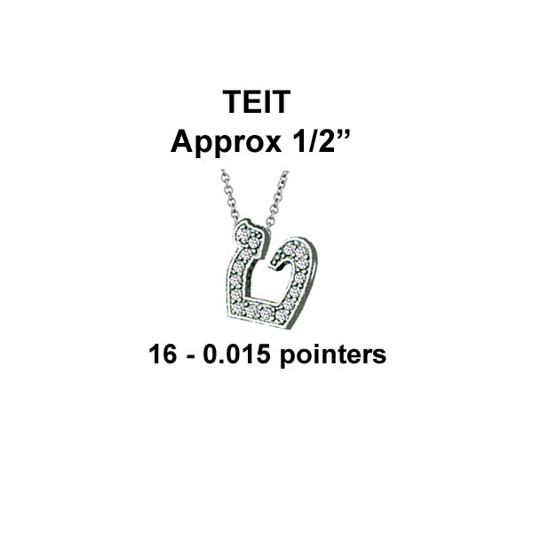 Hebrew Teit Small Stock # Teit Small