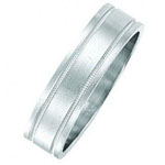 Comfort Fit Wedding Band Stock # 12-70XI